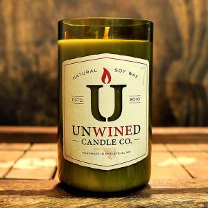 Soy Unwined Candles Handcrafted in America