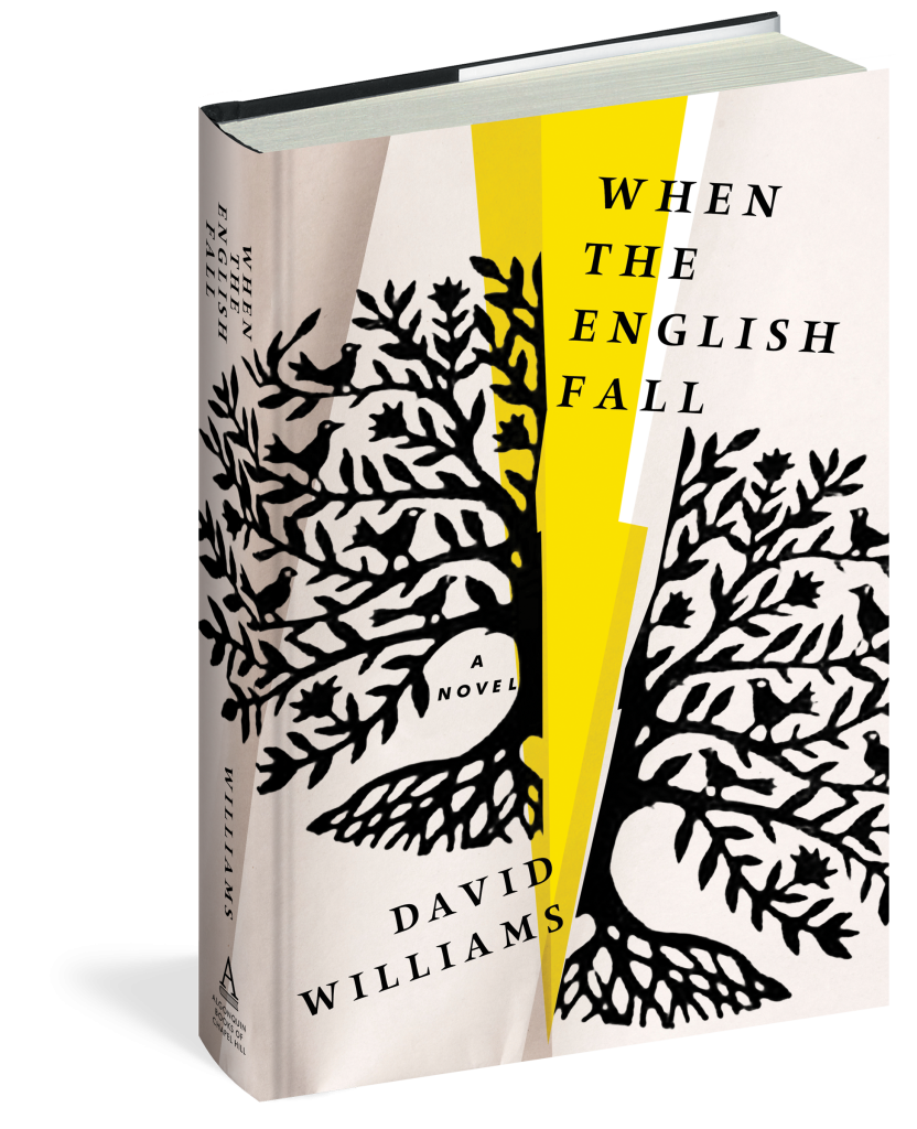 When the English Fall Book Cover