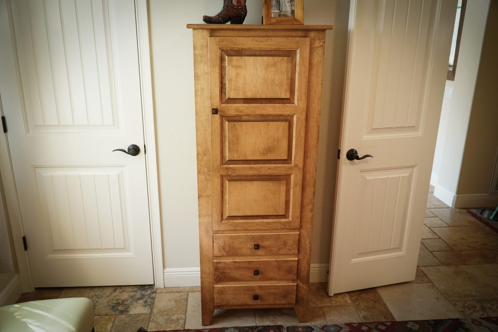 American Made Furniture - Storage Cabinet