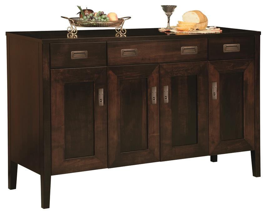 Amish Fayette Sideboard