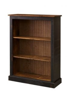 Rustic Traditions Pine 4 Bookcase