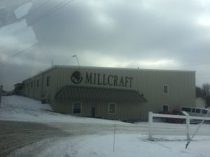 MillCraft woodshop in Millersburg, Ohio.