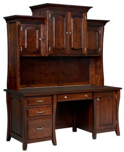 The Amish Berkley Executive Desk