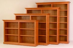 The Amish Executive Bookcase