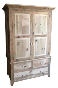 The Rustic Barnwood Wardrobe