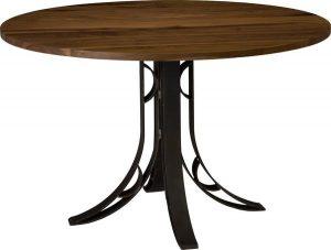 Yosemite Round Dining Table