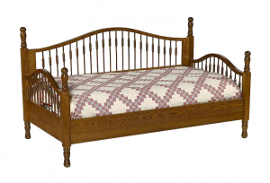 Amish Spindle Day Bed