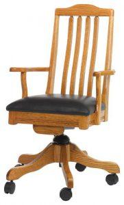 Amish Shaker Desk Chair