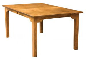 Amish Handcrafted Shaker DiningTable