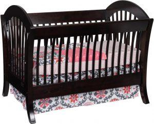 Amish Manhattan Convertible Crib