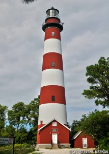 Assateague VA Lighthouse