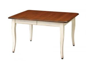 Provence Self Storing Dining Table by Keystone