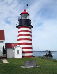 West Quoddy Lighthouse ME