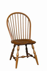 Amish Early American Classic Windsor Dining Chair