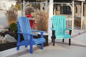 LuxCraft Royal Poly Adirondack Chair