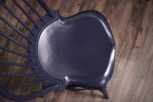 The Amish Reproduction Windsor Bar Stool