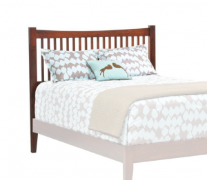 Ashton Slat Bed-Headboard Only