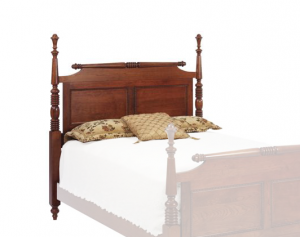 Fur Elise Rolling Pin Bed-Headboard Only