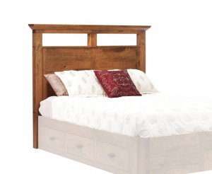 Redmond-Wellington Panel Bed-Headboard Only