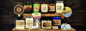 The Unwined Candle Collection