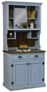 Burbank Country Style Hutch