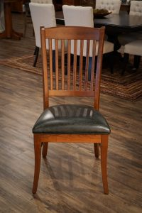 The Manchester Dining Chair by Keystone.