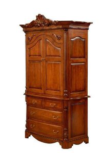 Amish Hilltop Armoire