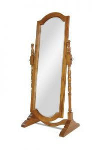 Amish Homestead Cheval Mirror