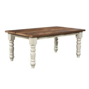 Reclaimed Wood Urban Farmhouse Table
