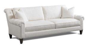 The Violet Sofa