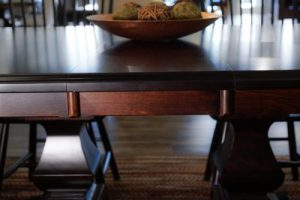 KIngston Double Pedestal Table