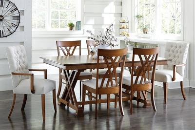 Amish Heyerly Dining Set