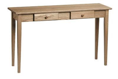 Amish Shaker Sofa Table