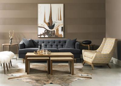 The Emma 3 Seat Sofa and Jasper Chair