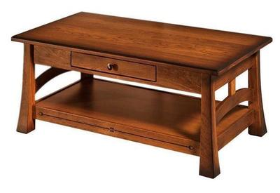 Amish Brady Large Coffee Table