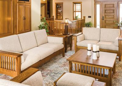 Pioneer Living Room Set