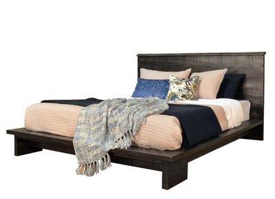 Ruff Sawn Modelli Bed