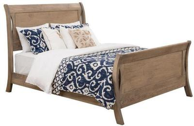 Transitions Sleigh Bed by Keystone