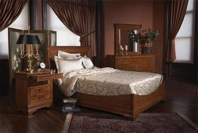 Versailles Bedroom Set by Keystone