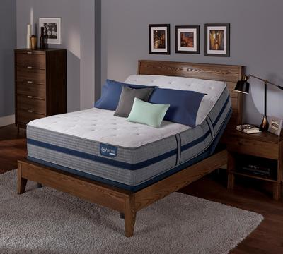 Adjustable bed and mattress from Mattress Firm
