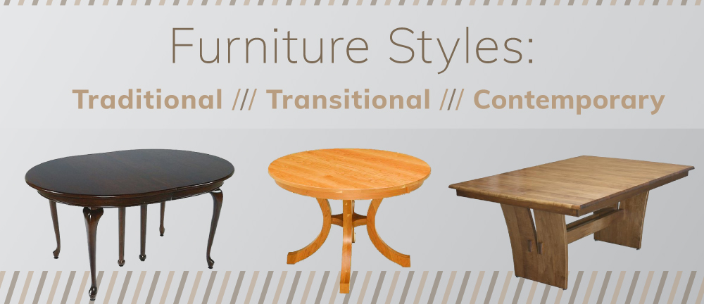 Transitional Style Furniture, What Is Traditional Style Furniture