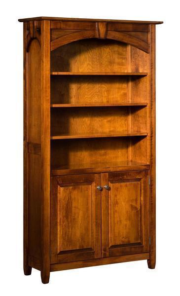 Amish Kensing Bookcase