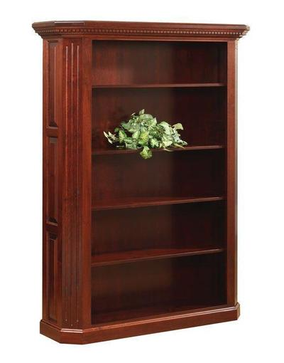 Amish Fifth Avenue Bookcase