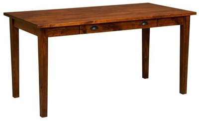 Amish Jacoby Work Table Desk