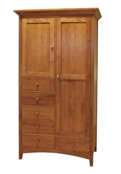 Amish Oberlin Mission Chifforobe
