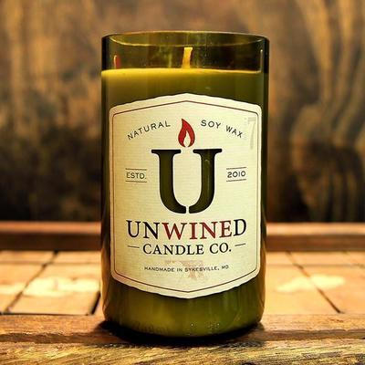 Unwined Soy Candles Handcrafted in America