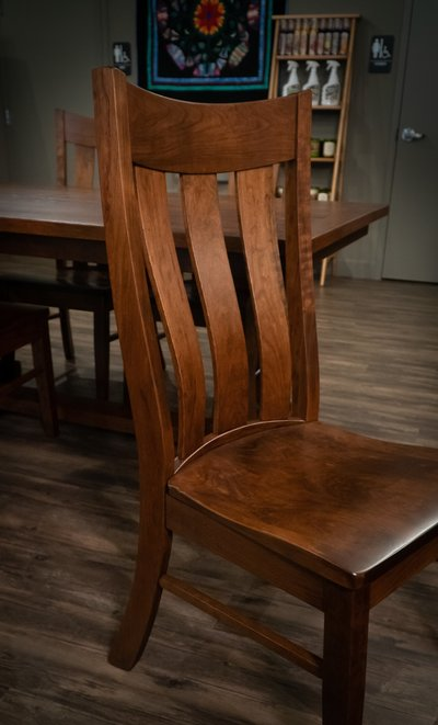 Amish Pierre Dining Chair