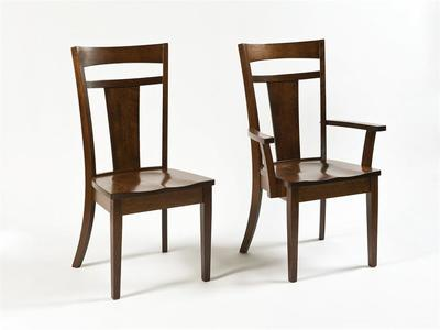 Amish Livingston Dining Chair