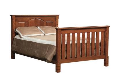 Amish Caroline Convertible Crib