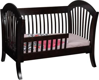The Amish Manhattan Convertible Crib